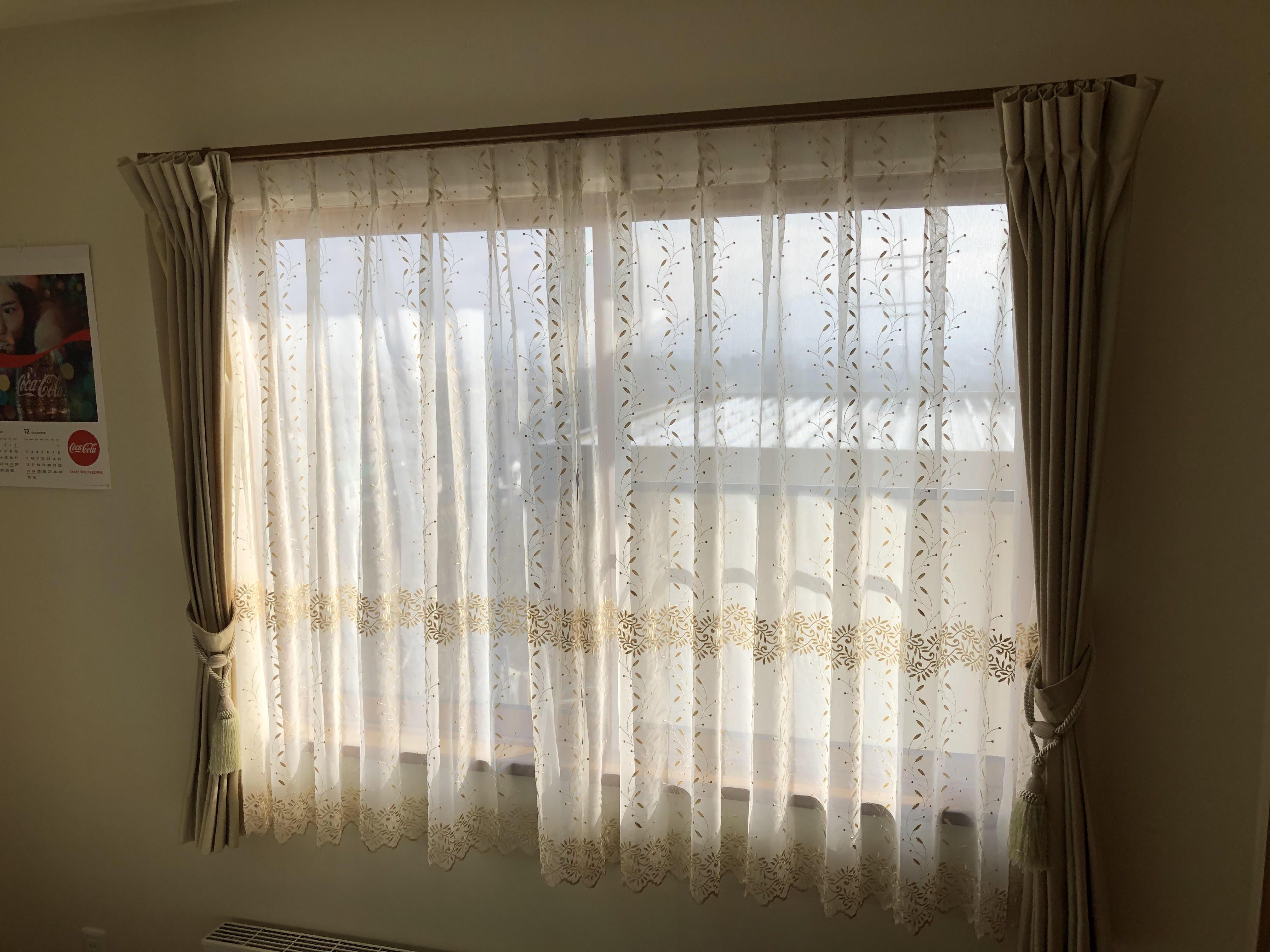 オーダーメイドカーテン1